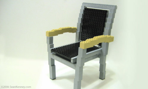 Schou Aluminum Chair