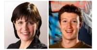 Kara Swisher & Mark Zuckerberg
