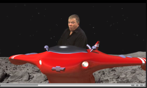 Shatner & The Chevy Enterprise