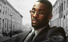 Stringer Bell from &#039;The Wire&#039;