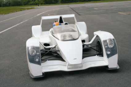 Caparo T1: It just looks plain fast