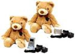 Teddy Cams