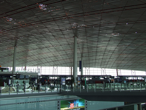 Terminal 3: China's Newest, Biggest Airport