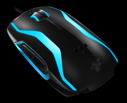 Razer&#039;s Tron Legacy Mouse