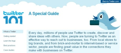 Twitter 101 Just Released