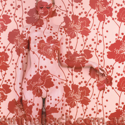 Wallpaper - Spotted Floral