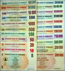 Zimbabwe currency via asapafrica.org