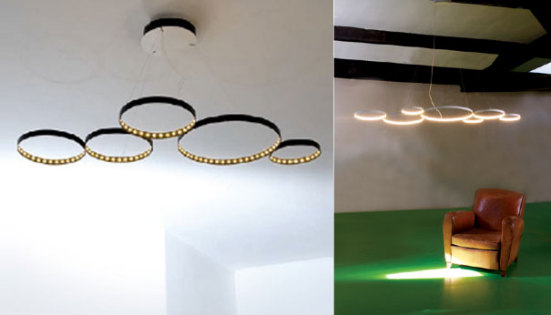 Pi Hanging Lamps by LeDeun Luminares