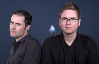 Ev Williams & Biz Stone