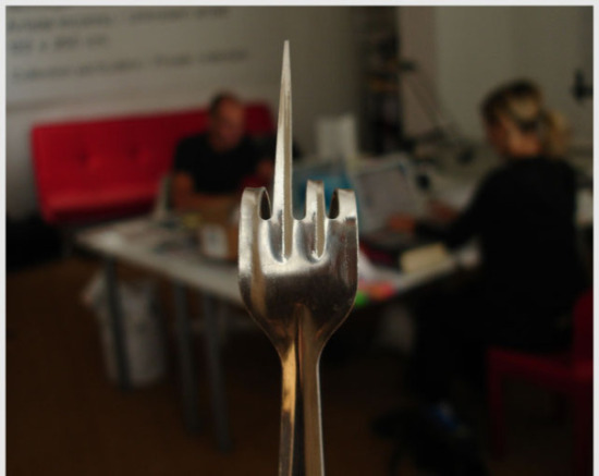 Get Angry fork... by Atypik: ©Atypik