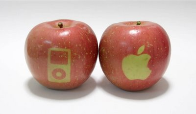 Japanese mac addict grows branded apples - Practical uses for the apple peels ...