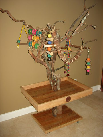 Bird Tree House: ©Pet Tree House, LLC