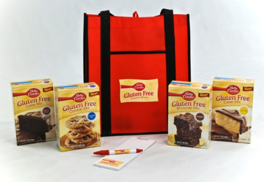 Betty Crocker Gluten-Free Mixes, General Mills