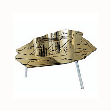 Brazilia Table by Fernando Campana & Humberto Campana: for Edra, Italy