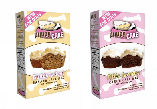 Cake Mix For Dogs Just Add Love And Stir