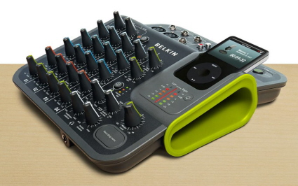 Belkins TuneStudio for iPods
