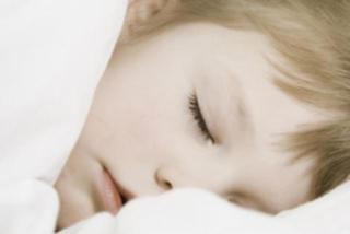 Night terrors in children can be stressful on parents