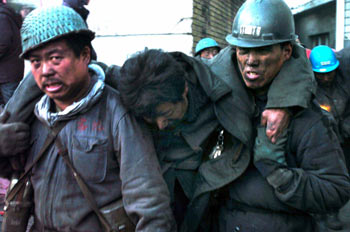 Accidents are far to common in Chinese Coal Mines