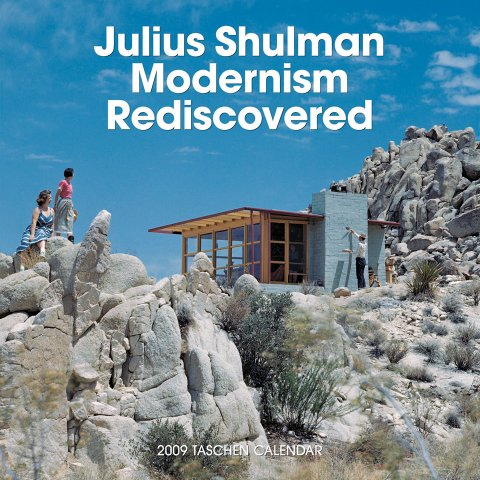 Modernism Rediscovered, Julius Shulman