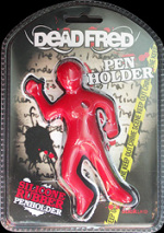 Dead Fred Pen Holder, by Suck UK