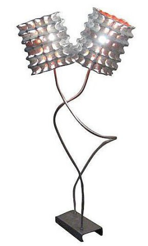 "CH07 Floor Lamp, ""Enamorada"": by Eugenio Menjívar"