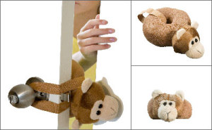 Children Are Safe When Monkeying Around