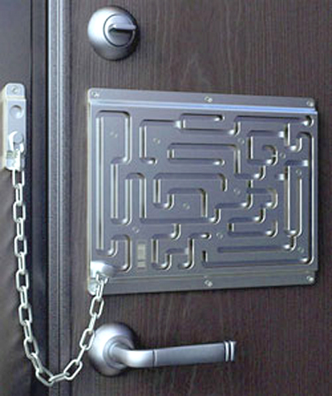 Russian Innovation: State-of-The-Art Door Chain