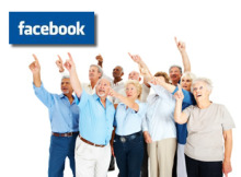 Facebook -55 yrs and older