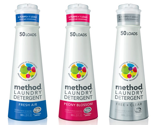 Method Laundry Detergent, Best in Show, IDEA 2010