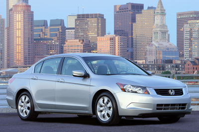 Honda Accord, an American tradition
