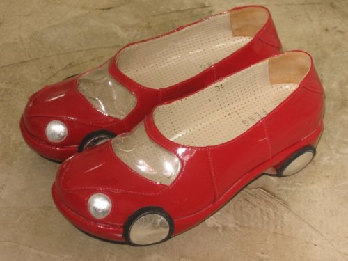 Car Shoe: The 10 Strangest Shoes In Fashion Today