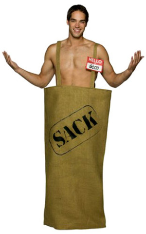 2009s Funniest Adult Halloween Costumes