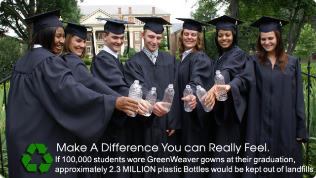 GreenWeaver Graduation Gowns