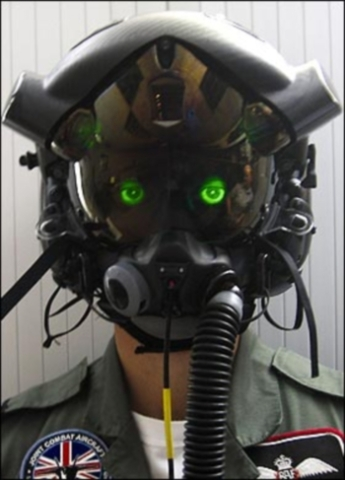 Fighter Pilot Helmet of the Future
