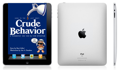 iPad Kindle