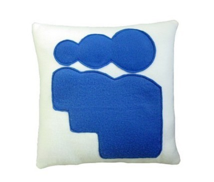 MySpace Pillow by Craftsquatch