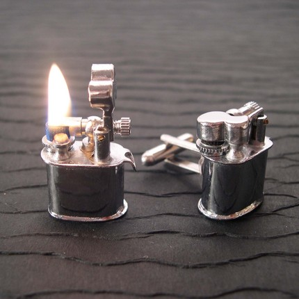 Hot Vintage Cufflinks