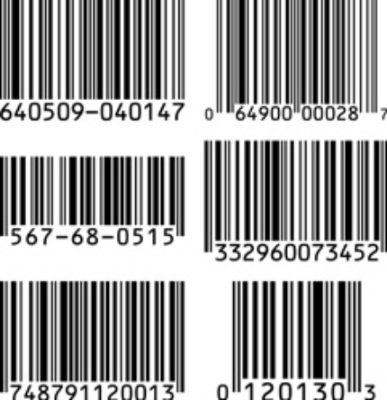 barcode tattoo. Barcode Tattoos
