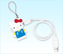 9126df9e1 Available at the usual Japanese electronics stores or online at the Sanrio  website.
