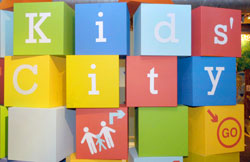 The Kids City Offers Children A Chance To Explore Their Future: Source: Think Tank.ac