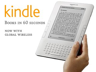 Kindle 2 Digital Reader, Amazon