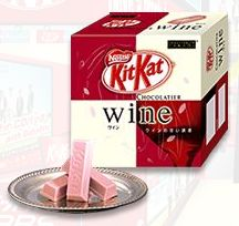 Kit Kat Chocolatier Wine