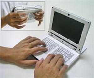 Laptop technology in a convenient size: Source: mobilemag.com