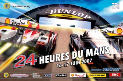 Le Mans... a heady mixture of history, speed and endurance