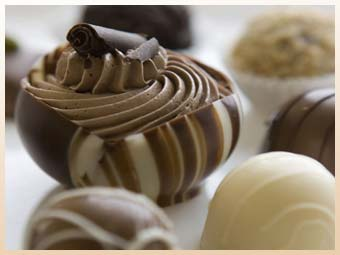 Hotel Chocolat gems: image via iamchocolate.com
