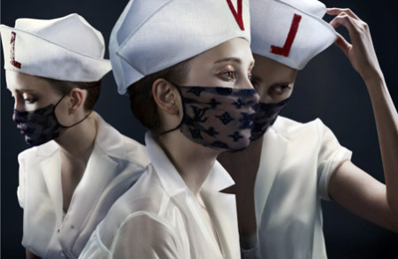 Yves Saint Laurent Flu Masks