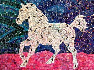 """Ghost Horse"""