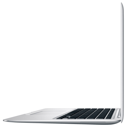 Apple MacBook Air's ultra-slim profile