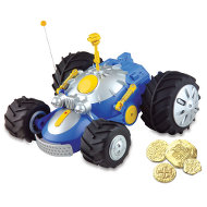 The Metal Detecting Dune Buggy