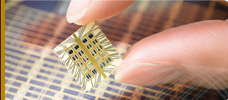 MicroCHIPS implant